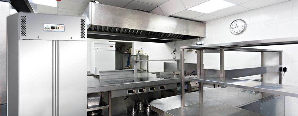 kak da podberem podhodyasht hladilnik za profesionalnata kuhnya