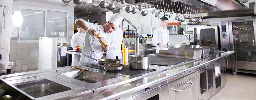 kak da podberem podhodyashti rabotni masi za profesionalnata kuhnya