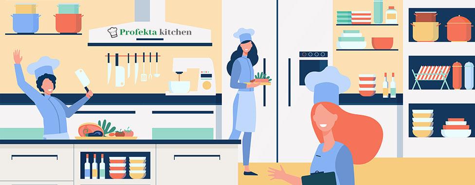 Списък на най-важните уреди за професионалната кухня